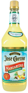 Jose Cuervo Margaritas Authentic Coconut-Pineapple 1.75l